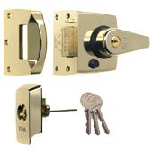 Wood Door Lock Repairs / Upgrades and Extra Security